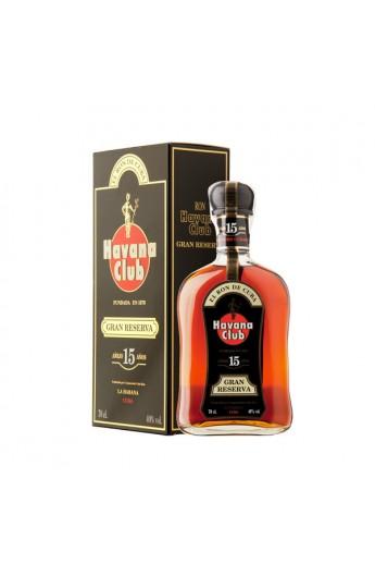 Havana Club 15 Años