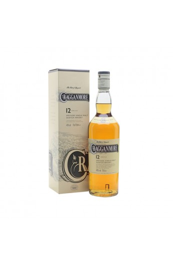Cragganmore Whisky 12 Year Old