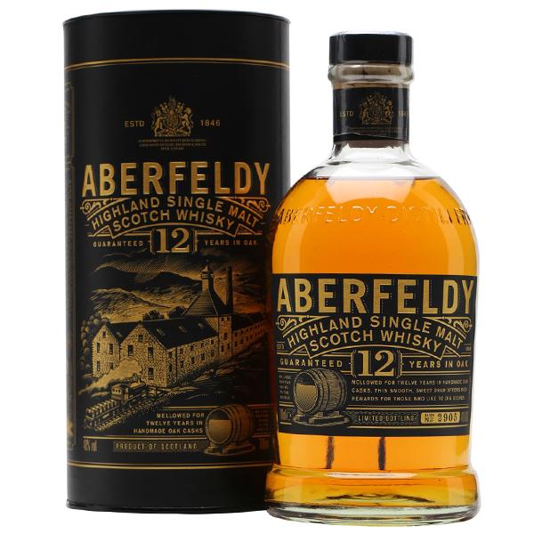 Aberfeldy 12 (Canister)