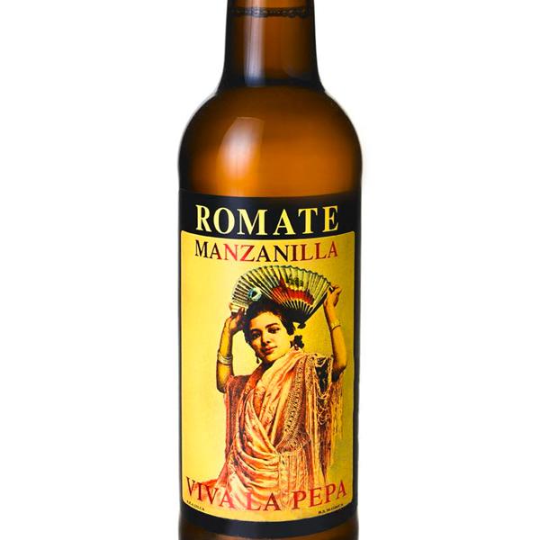 La Pepa Manzanilla Romate