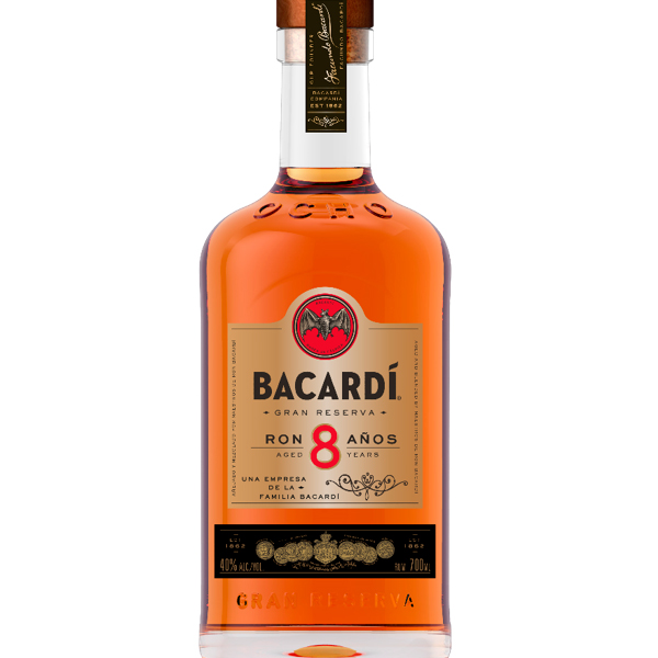 Bacardí Reserva 8 años