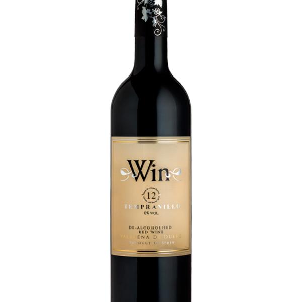 Win.e 12M Tinto Sin Alcohol