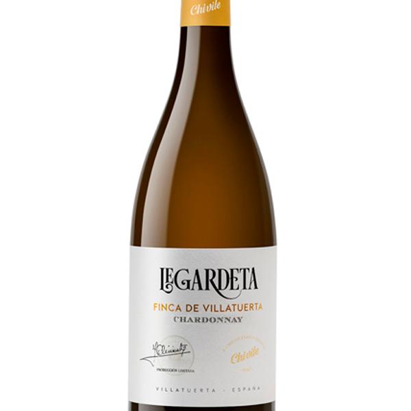 Legardeta Finca de Villatuerta Chardonnay 2018