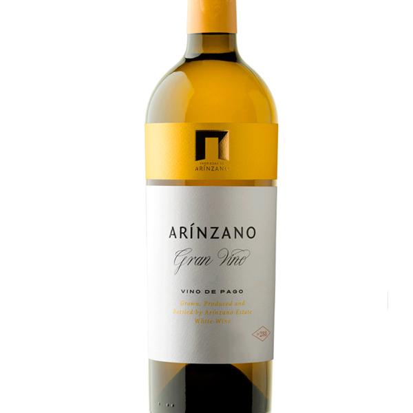 Gran Vino de Arínzano Blanco 2010