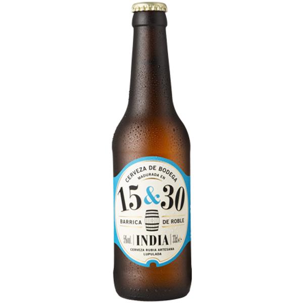 15&30 India Barrica Roble